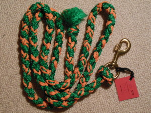 Hand Made Lead Rope by In Motion Sport Horses
