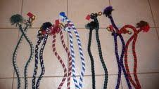 Lead Ropes Braided