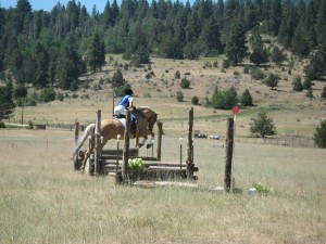 Jumping Derby with Carrie Allen and Eastern Slope Ranch